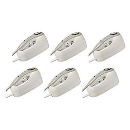 Sunbeam/Oster 1500 Watt Wall Mounted Hair Dryer 6 Pack