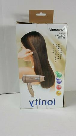 Panasonic IONITY Hair Dryer EH-5305P Brown AC100V Japan Mode