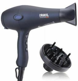 Jinri Paris Professional 1875W Salon Pro Hair Dryer Infrared