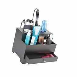 Richards Homewares Personal Hair Styling Storage Chest, Blac