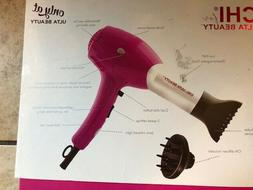 pink pro professional hair dryer