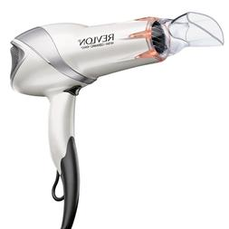 Portable Electric Hair Dryer Infrared Heat Tourmaline Ionic