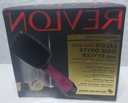Revlon Pro Collection OneStep Hair Dryer & Brush Styler-RVDR