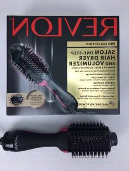 Revlon Pro Collection Salon One-Step Cool Tip Hair Dryer and