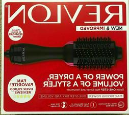 Revlon Pro Collection Salon One Step Hair Dryer & Volumizer