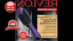 Revlon Pro-collection Salon one-step hair dryer and Volumize