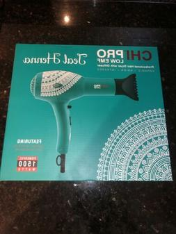 CHI Pro Low EMF Professional Hair Dryer with Diffuser 1500 w
