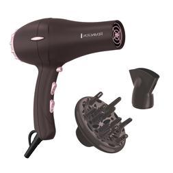 Remington Pro Pearl Ceramic Hair Dryer Professional Brush wi
