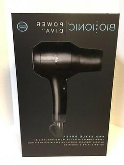Bio Ionic Pro Style Luxe Power Diva Compact Dryer - 1800 Wat
