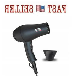 JINRI Professional 1000W Hair Dryer Mini Ionic Ceramic Blow