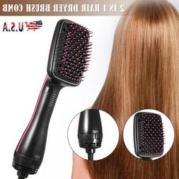 Professional 110V 2 in 1 Multifunctional Anion Hair Dryer Br