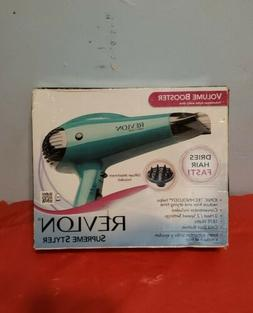 Revlon Professional 1875W Ionic Hair Blow Dryer Volume with