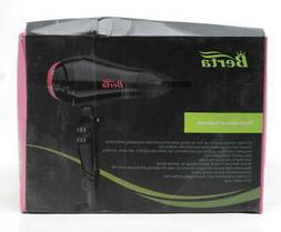 Professional Negative Ions Hair Dryer, BERTA Salon Ceramic B