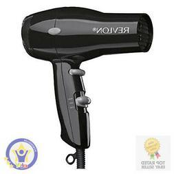 Professional REVLON HAIR DRYER Blower Compact 1875W Ionic Bl