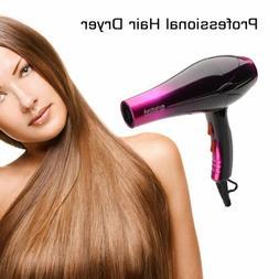Professional Salon Hair Dryer Machine Low Noise 2200W High P