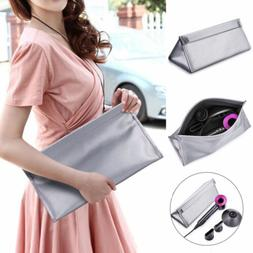 PU Leather Bag Handy Carry Travel for Dyson Supersonic Hair