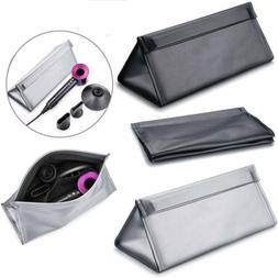 PU Leather Travel Storage Case Cover Gift Bag For Dyson Supe