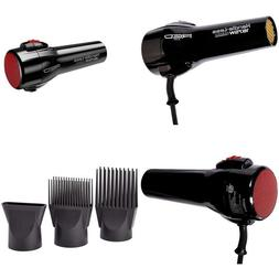 Red by Kiss Handle-Less 1875 Watt Ceramic Tourmaline  Hair D