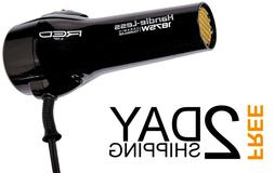 Red by Kiss Handle-Less 1875 W Ceramic Hair Dryer, Easy Styl
