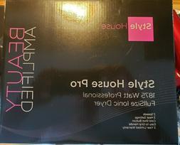 Revlon RVDR5034 1875W Turbo Hair Dryer - Black