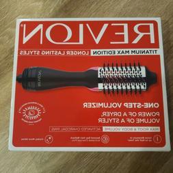 rvdr5282ct one step hair dryer comb