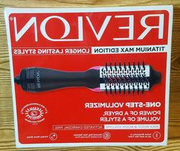Revlon RVDR5282CT One-Step Hair Dryer Comb and Volumizer Tit