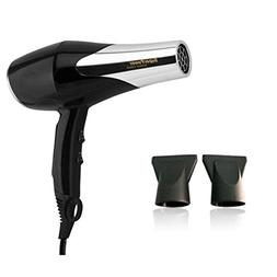 XDGG Professional Salon Hair Dryer AC Motor Wind Mouth Negat