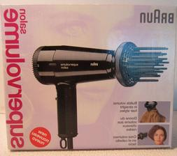 Braun Salon Supervolume Hair Dryer