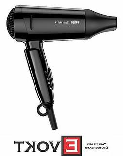Braun Satin Hair 3 HD 350 Style & Go Hair Dryer Ionic 1600W