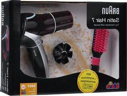 Braun Satin Hair 7 Kid Hairdryer Set With Brush - FREE SHIPP