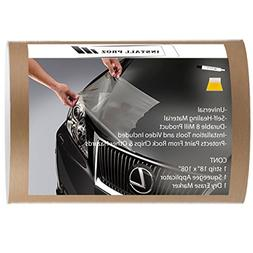 Self Healing Universal Clear Paint Protection Bra Hood And F