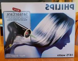 PHILIPS SENSOR CARE HAIR DRYER 1875 WATTS - MODEL HP4873 - N