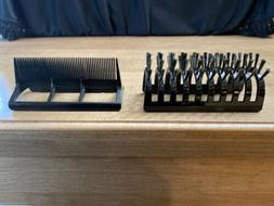 Set 2 ANDIS Comb Attachments for the ANDIS Styler 1875 Ceram