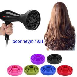Silicone Hair Diffuser for Blow Dryer Curly and Wavy Hair Un