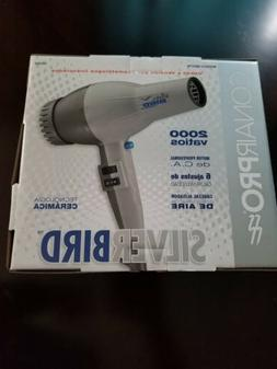 Silverbird 2000 Watt Hair Dryer by Conairpro