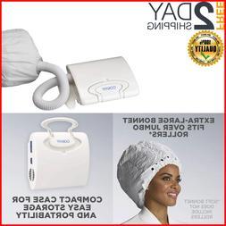 Soft Bonnet Hair Dryer Portable Hooded Conair Styling Cap Ho