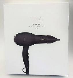 soleil professional hair dryer black