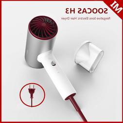Xiaomi SOOCAS H3 EU Plug Negative Ion Hair <font><b>Dryer</b