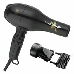 Solano SuperSalonaX w/2in1 Attachment Hair Dryer 1875 Watts