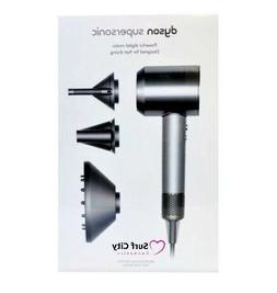 supersonic hair dryer w attachments and accessories