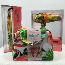 BaByliss Pro Titanium Limited Edition Hair Dryer, Straighten