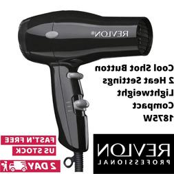 Travel Hair Dryer Professional Small Size Compact Mini Turbo