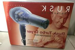 RUSK turbo dryer 2000 watts-DISCONTINUED  Ceramic technology