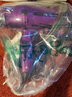 Turbo Power Twin Turbo 3200 Hair Dryer Violet