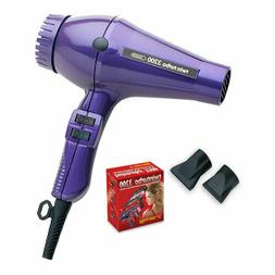 TURBO POWER Twin Turbo 3200 Professional Hair Dryer 324 Colo