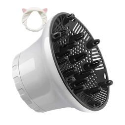 Universal Hair Diffuser Hair Dryer Diffuser Attachment For C