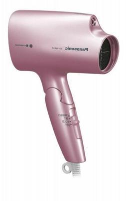 ** NEW PANASONIC EH-NA27-PP Ion Hair Dryer Nano care 1400W P
