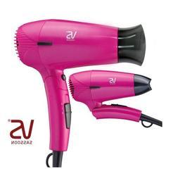 vs910pik stylist portable minisize travel hair dryer